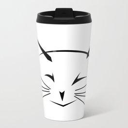 Cat Travel Mug