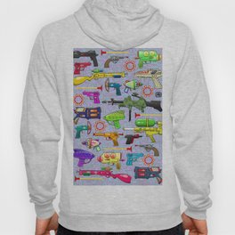Vintage Toy Guns Hoody