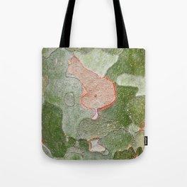Lacebark Pine Bark Tote Bag
