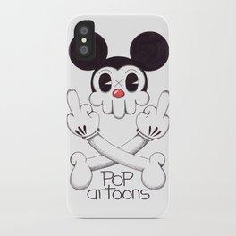 Skulltoons Nr.5 iPhone Case