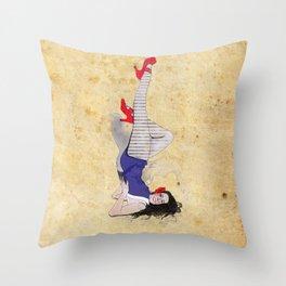 Ramona Royale Throw Pillow