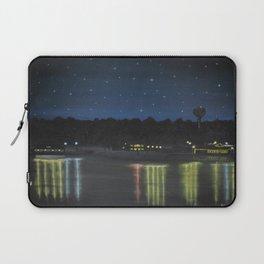 Starry Sky Over Ross Barnett Laptop Sleeve