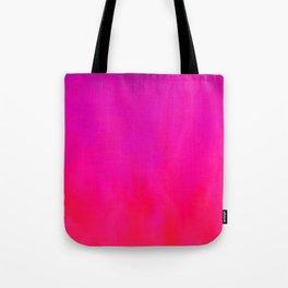 Fuchsia Fire Magenta Violet Ombre Tote Bag