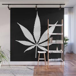 Weed High Times Wall Mural