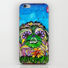 Lily Rose, the Pekingese iPhone Skin