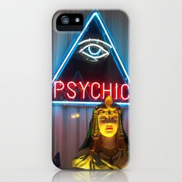 PSYCHIC iPhone Case
