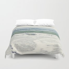 Before the Crash Duvet Cover