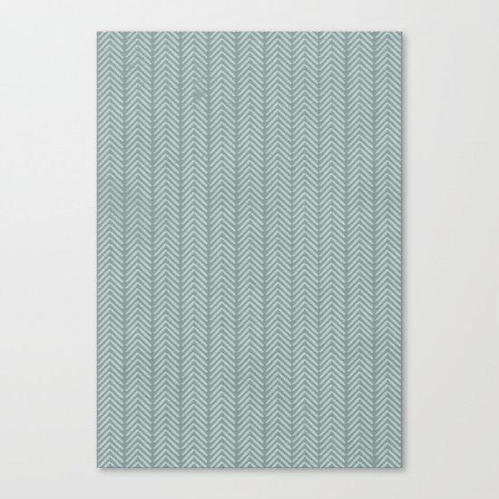 stamb chevron Canvas Print