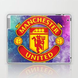 Manchester United Galaxy Design Laptop & iPad Skin