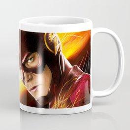 Flash - Colored pencil drawing - Fanart Coffee Mug