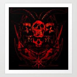 Zomwar Art Print