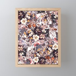 Summer Botanical Garden XI Framed Mini Art Print