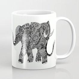 Snakelephant Indian Ink Hand Draw Coffee Mug