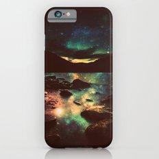 Dark Magical Mountain Lake iPhone 6s Slim Case