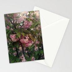 holga flowers. Stationery Cards