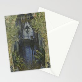 A Corner of the Apartment Stationery Cards