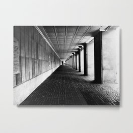 Bogota Street Colombia, architecture Metal Print
