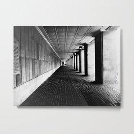 Bogota Street Colombia, architecture Metal Print