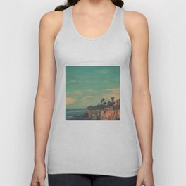 Cliff Side Unisex Tank Top