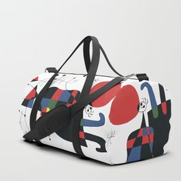 Joan Mirò #1 Duffle Bag
