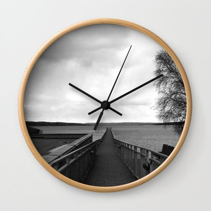 Skaneateles Wall Clock
