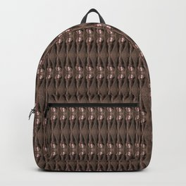 Pussy Pattern 4 Backpack