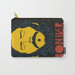 Bon Iver Carry-All Pouch