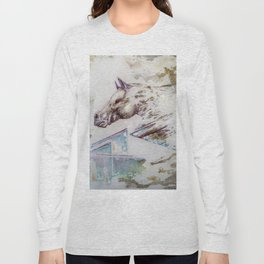 Horse Concept Long Sleeve T-shirt