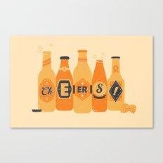 Cheers! Canvas Print
