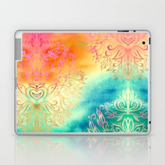 Watercolor Wonderland Laptop & iPad Skin