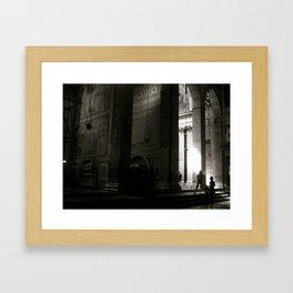 San Lorenzo Framed Art Print