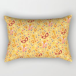 Sailor Venus Pattern / Sailor Moon Rectangular Pillow