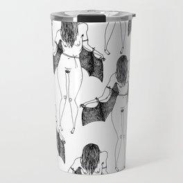 Bat Girl Travel Mug