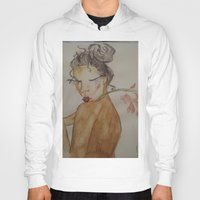 naked Hoodies featuring Naked by Harlem McKinnie