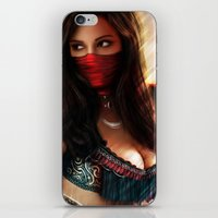 persian iPhone & iPod Skins featuring Persian Warrior by Gerald Jelitto