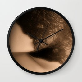 Racey Lacey - Sexy Wall Clock