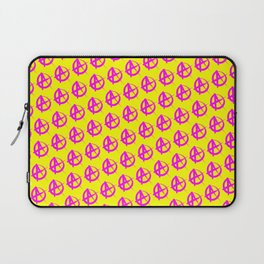 Anarchy Pattern Laptop Sleeve