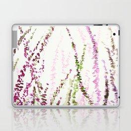 Love in the Lavender field Laptop & iPad Skin