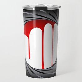 Barrel Blood Travel Mug