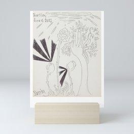 Little Wing Mini Art Print