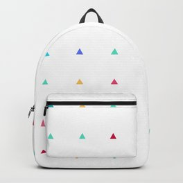 Small triangles Backpack