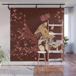 Fairy Moon Wall Mural
