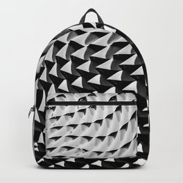 HOME DECOR,YOGA,iPHONE CASE,LAPTOP sleeve,BlackandWhite,Leggings,Geometrical,Unsymmetrical pattern Backpack