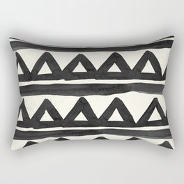 Chevron Tribal Rectangular Pillow