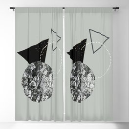Cold Outside #society6 #decor #winter Blackout Curtain
