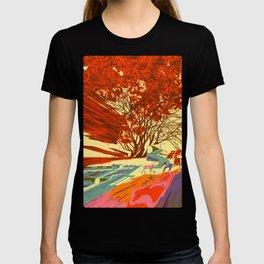 A bird never seen before - Fortuna series T-shirt