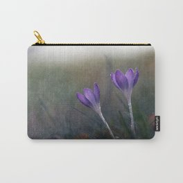 Spring Rain. Carry-All Pouch