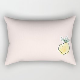 Squeeze the Day Rectangular Pillow