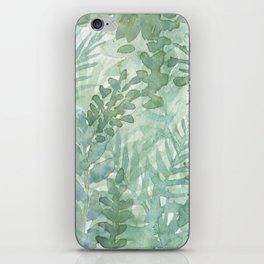 verde iPhone Skin