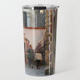 Pantheon of Rome Locals's View Travel Mug
